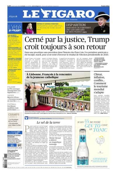 Abonnement magazine Le Figaro