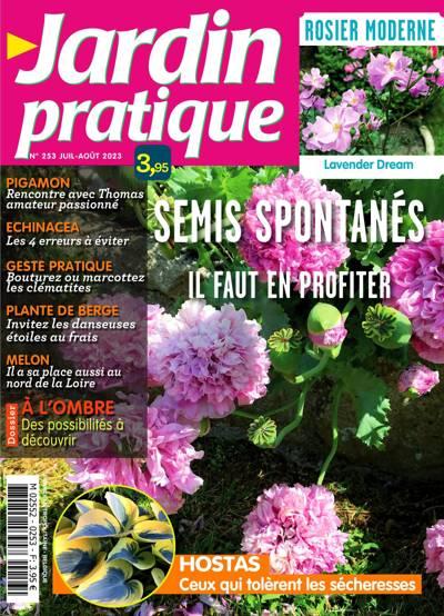 Abonnement magazine Jardin Pratique