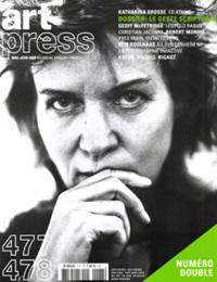 Art Press N° 477