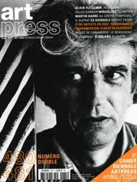 Art Press N° 480