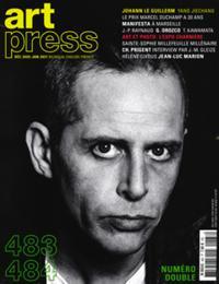 Art Press N° 483