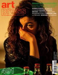 Art Press N° 491