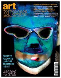 Art Press N° 492