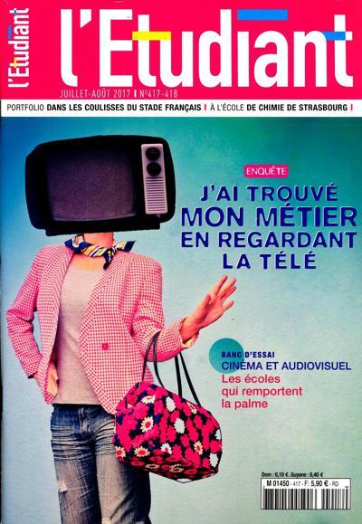 Abonnement L'ETUDIANT
