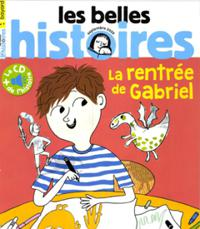 Les Belles Histoires N° 573