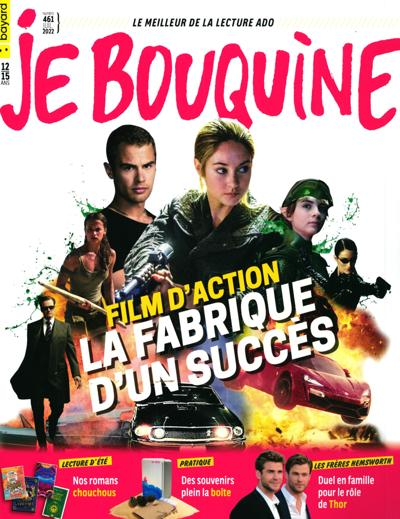 Je Bouquine (photo)