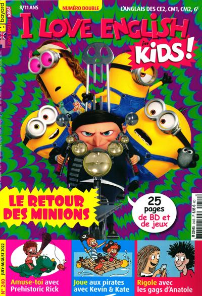 I Love English for Kids - N°207