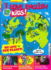 I Love English for Kids N° 227