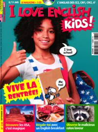 I Love English for Kids N° 230