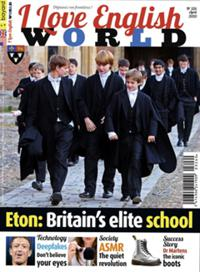 I Love English World N° 326