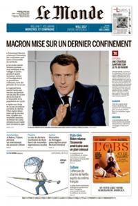 Le Monde Quotidien N° 210402