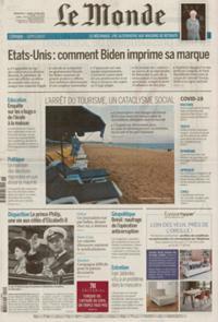Le Monde Quotidien N° 210412