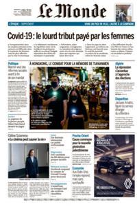 Le Monde Quotidien N° 210607