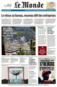 Le Monde Quotidien N° 210608