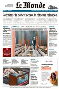 Le Monde Quotidien N° 210609