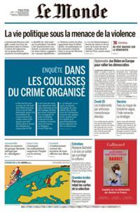 Le Monde Quotidien N° 210610