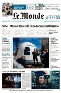 Le Monde Quotidien N° 210612