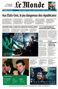 Le Monde Quotidien N° 210730