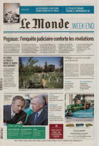 Le Monde Quotidien N° 210731