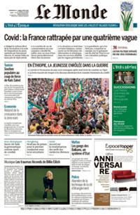 Le Monde Quotidien N° 210802