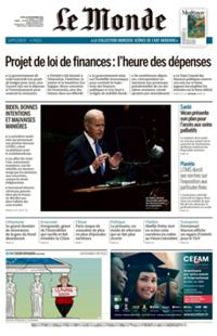 Le Monde Quotidien N° 210923