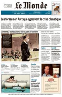 Le Monde Quotidien N° 210924