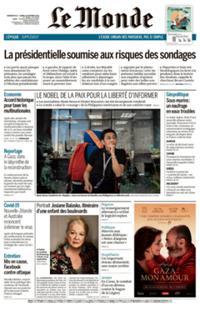 Le Monde Quotidien N° 211011