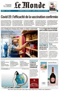 Le Monde Quotidien N° 211012