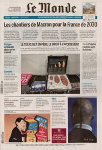 Le Monde Quotidien N° 211013