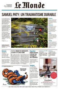 Le Monde Quotidien N° 211014