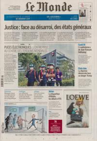 Le Monde Quotidien N° 211015