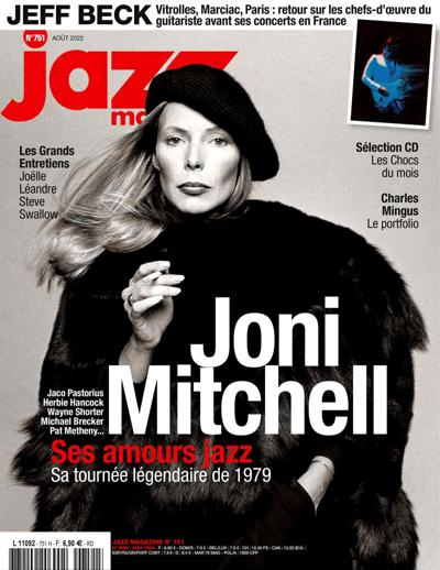 Abonnement magazine Jazz Magazine