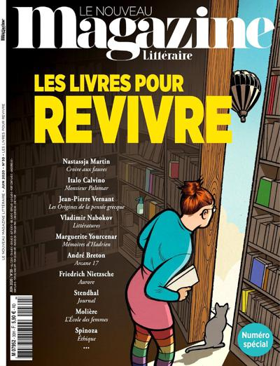 Le Nouveau Magazine Littéraire - N°28