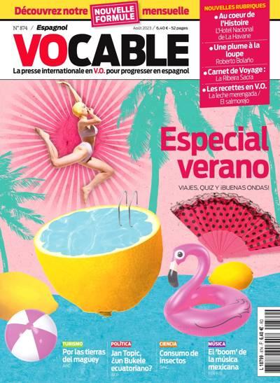 Vocable Espagnol - N°822