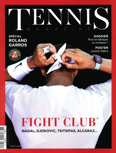 Abonnement Tennis Magazine