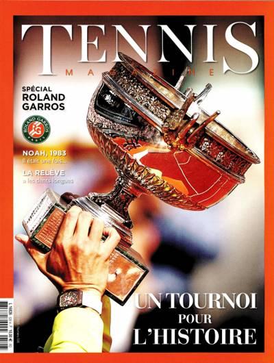 Tennis Magazine (photo)