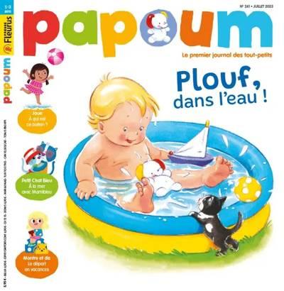Abonnement magazine Papoum