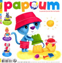 Papoum N° 205
