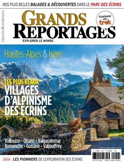 Abonnement magazine Grands Reportages