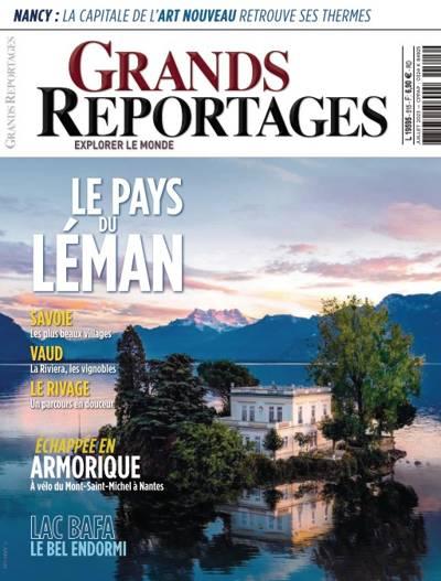 Abonnement GRANDS REPORTAGES