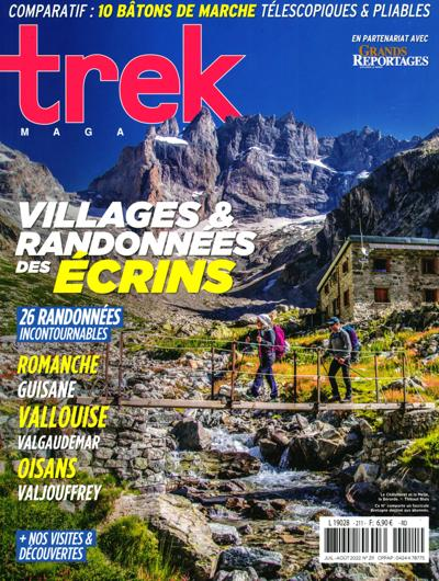Abonnement Trek Magazine