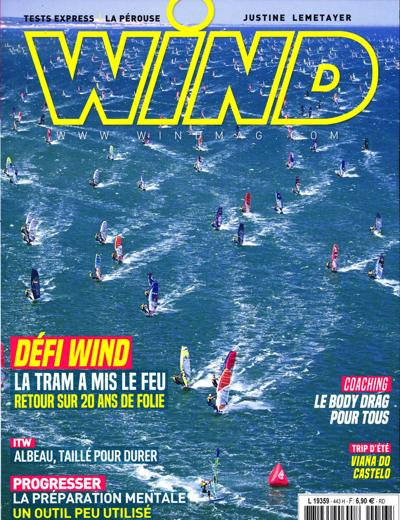 Abonnement Wind Magazine