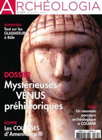 Archéologia N° 584
