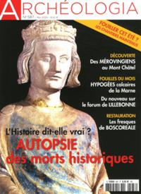 Archéologia N° 587