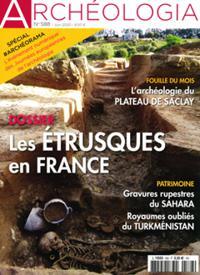 Archéologia N° 588