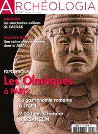 Archéologia N° 591