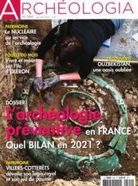 Archéologia N° 594