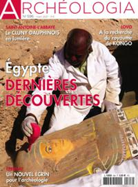 Archéologia N° 596