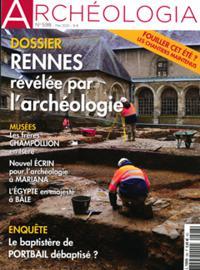 Archéologia N° 598