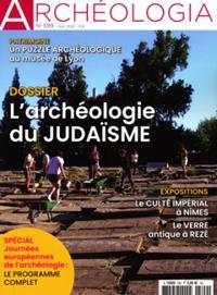 Archéologia N° 599